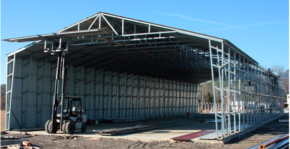 Types and Benefits of a Clear Span Metal Building
