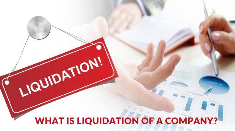 Company Liquidation Process