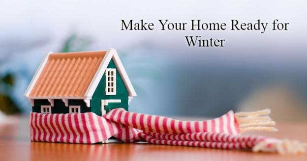 Tips to Make Your Home Ready for Winter